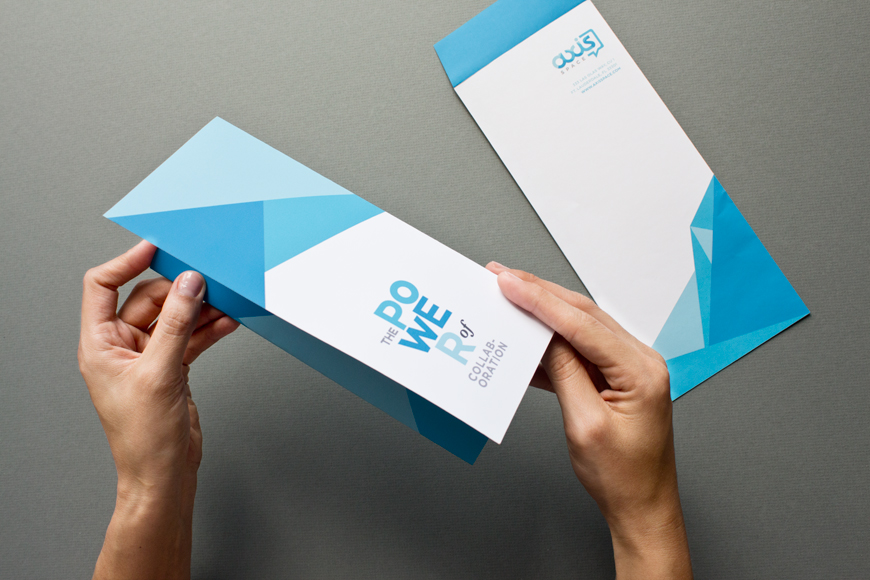 Branding Project - Stationary and Print