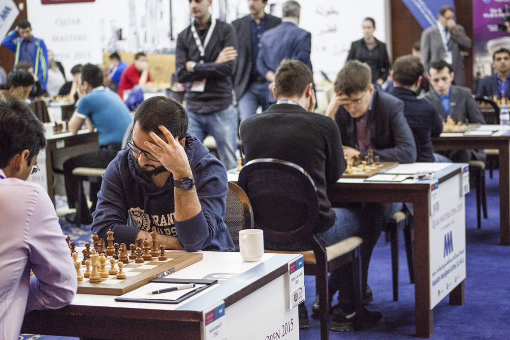 The most interesting games of round 3 analysed by IM Vladimir Barsky