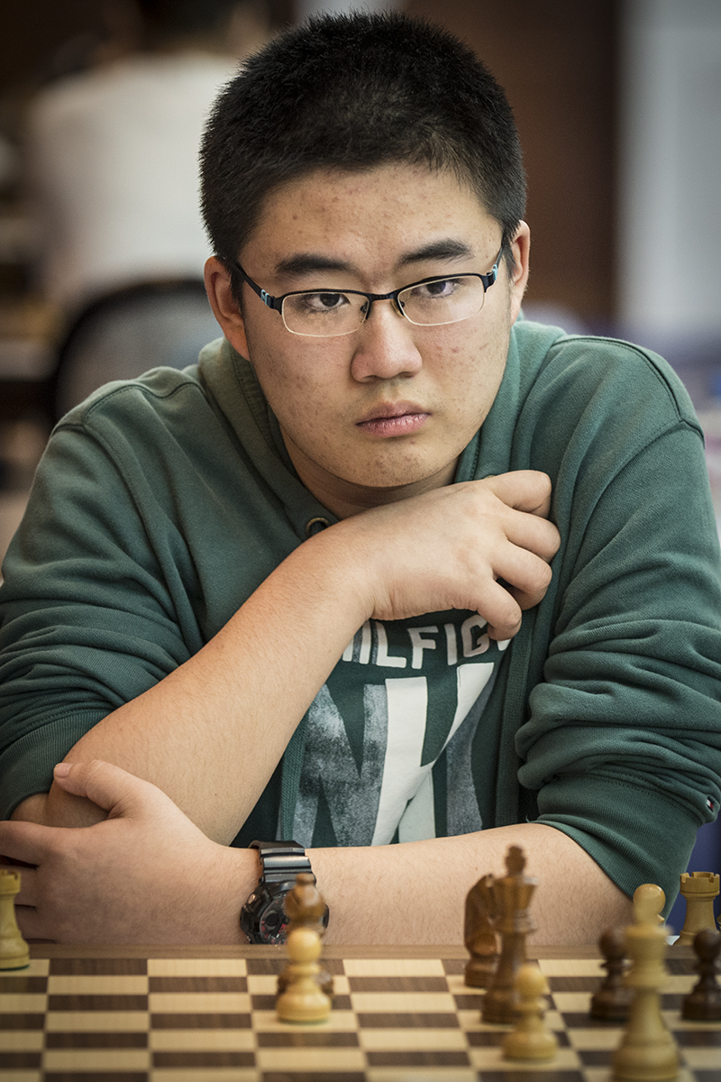 FM Li Di from China