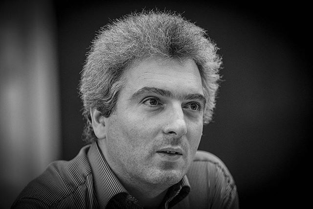 Armenian Grandmaster Vladimir Akopian (Armenia) finished on 13th place.  Photo: @davidllada #Qatar_Masters #chess