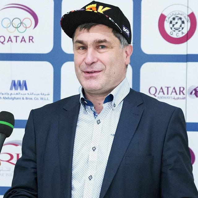 Is it possible not to love this guy? Best player of Ukraine and one of the most brilliant chess minds of the world, GM Vasiliy Ivanchuk.  Photo by @photochess  #qatar_masters #qatar #doha #sport #instagramqatar #AspireAcademy #aspire #thetorchdoha #chess #aabqatar #qatarairways #qatarolympic #qatarinstagram #qic #bentleyqatar #qnaphoto #qnaphotocontest #qnaphotography #dohastadium @thetorchdoha @dohastadiumplus @aspirezoneqa