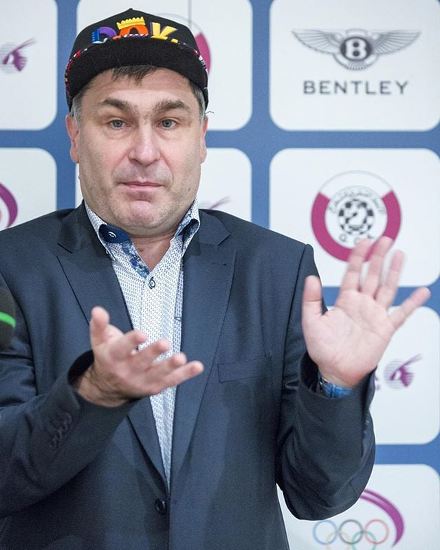 And he definitely deserves another shot! :) By @photochess  #qatar_masters #qatarolympic #qatarairways #qatar #doha #dohastadium #chess #qnaphoto #aabqatar #qic #bentleyqatar