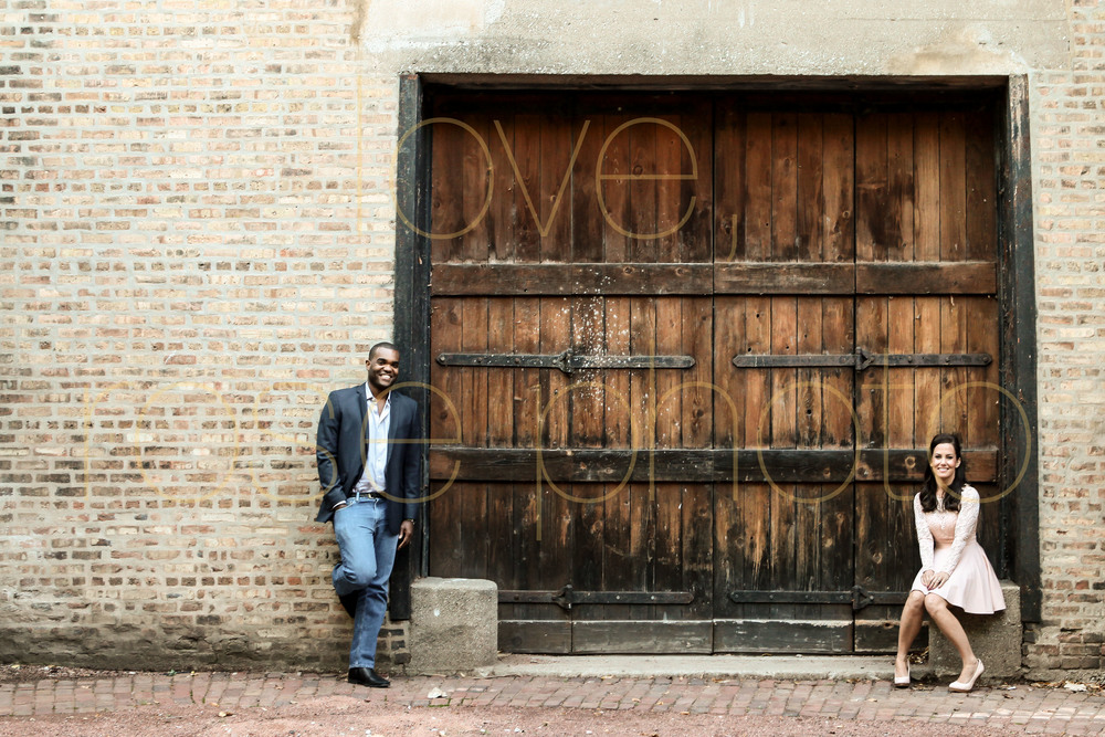 Sarah + Dimitri enagement shoot south loop 18th street bridge Chicago love has no boundries biracial couple loverosephoto -010.jpg