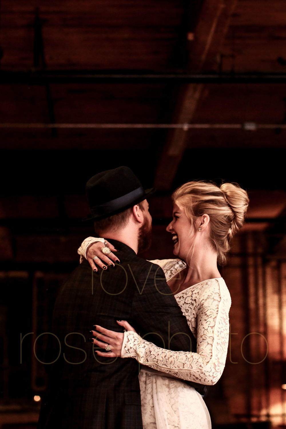 West Fulton Chicago Wedding Venue Salvage One photography enagement photos bride groom first dance-31.jpg