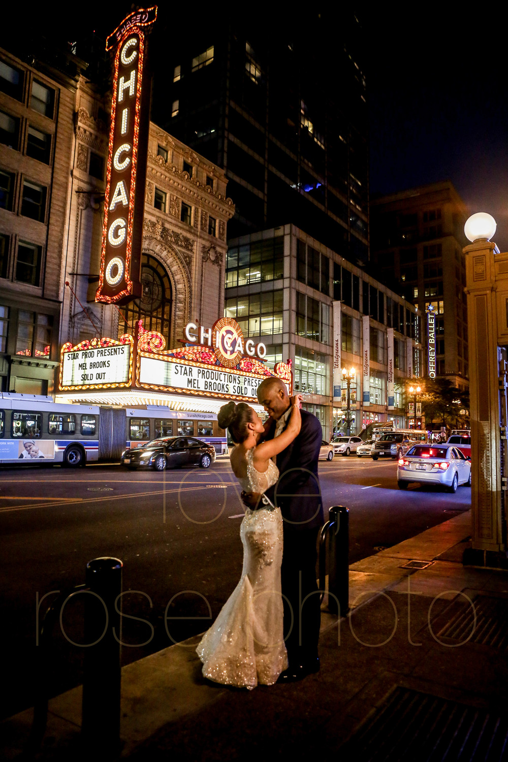 Sarah + Dimitri downtown Chicago wedding The Whit Lyric Opera Chicago River Walk wedding photography -22.jpg