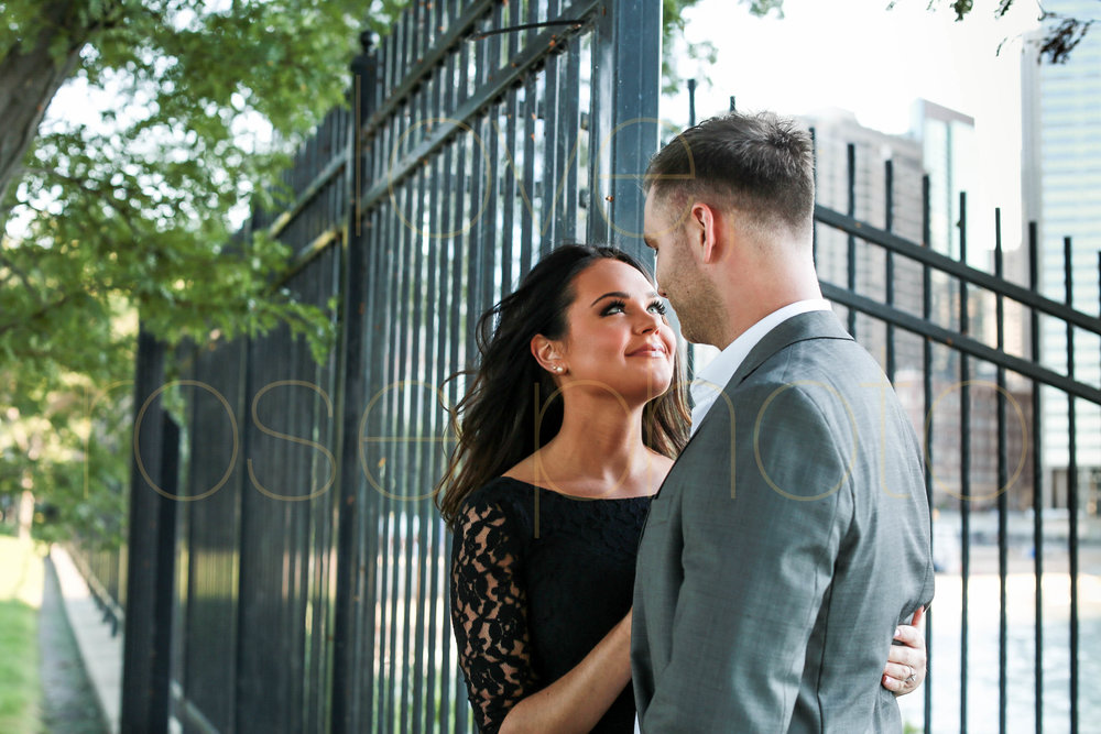M + T Rose Photo Custom Engagment shoot Chicago Gold Coast Olivve Park best of Chicago photographers Rose Kaz-1.jpg
