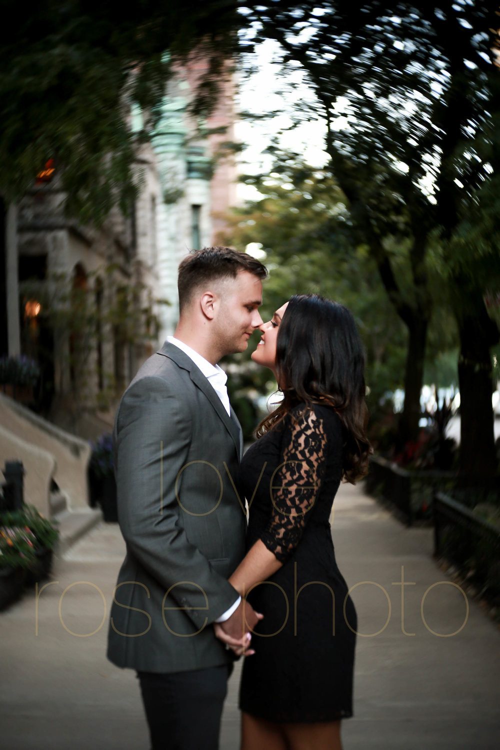 M + T Rose Photo Custom Engagment shoot Chicago Gold Coast Olivve Park best of Chicago photographers Rose Kaz-9.jpg