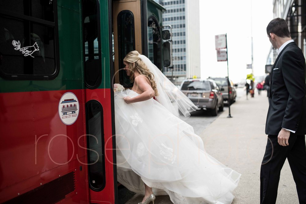 Rose Photo downtown Chicago wedding mag mile new years eve best wedding photography-20.jpg