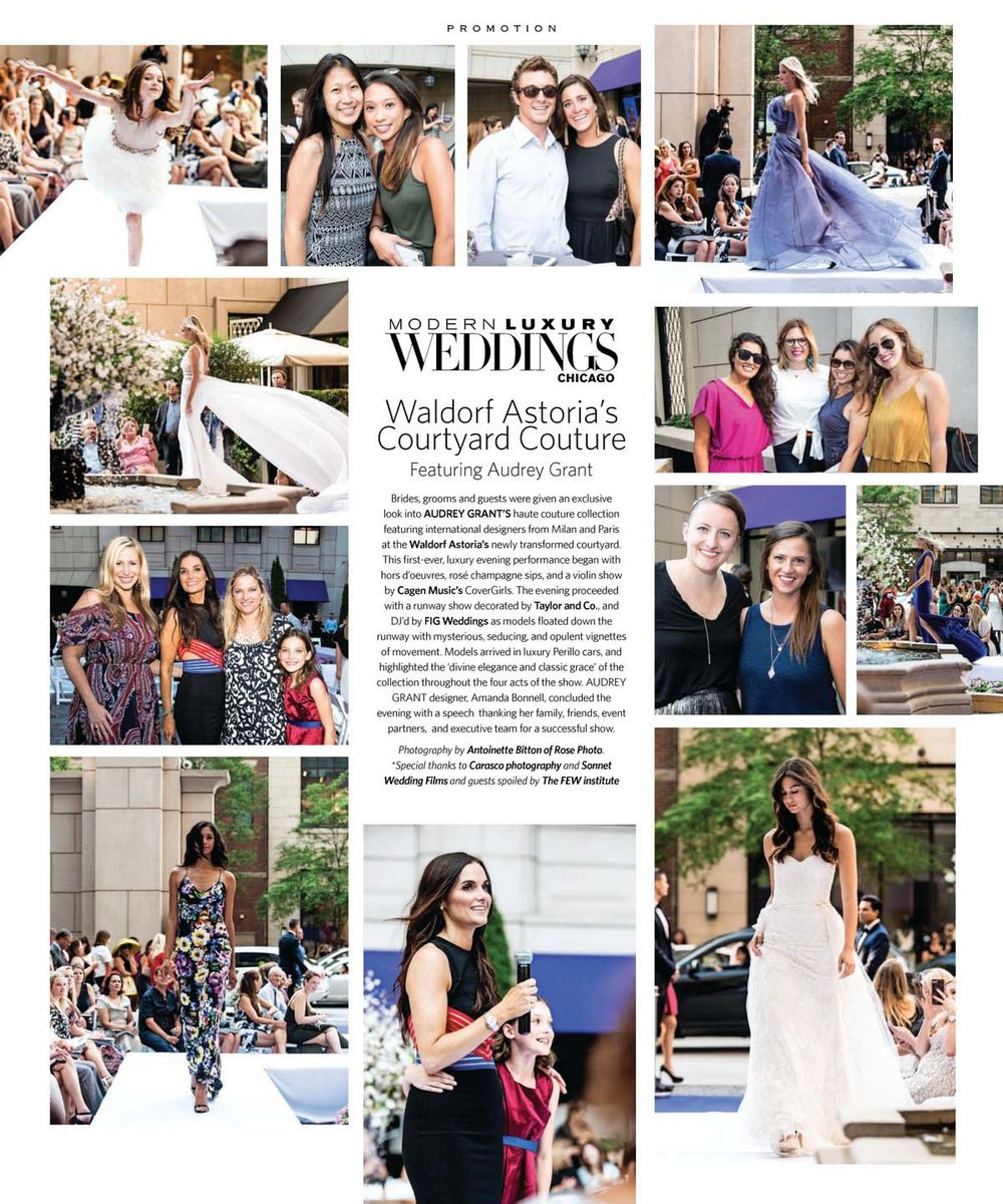 Luxury WEDDINGS Chicago Photographer - SS 2018 Issue - Rose Photo Complete Coverage-7.jpg