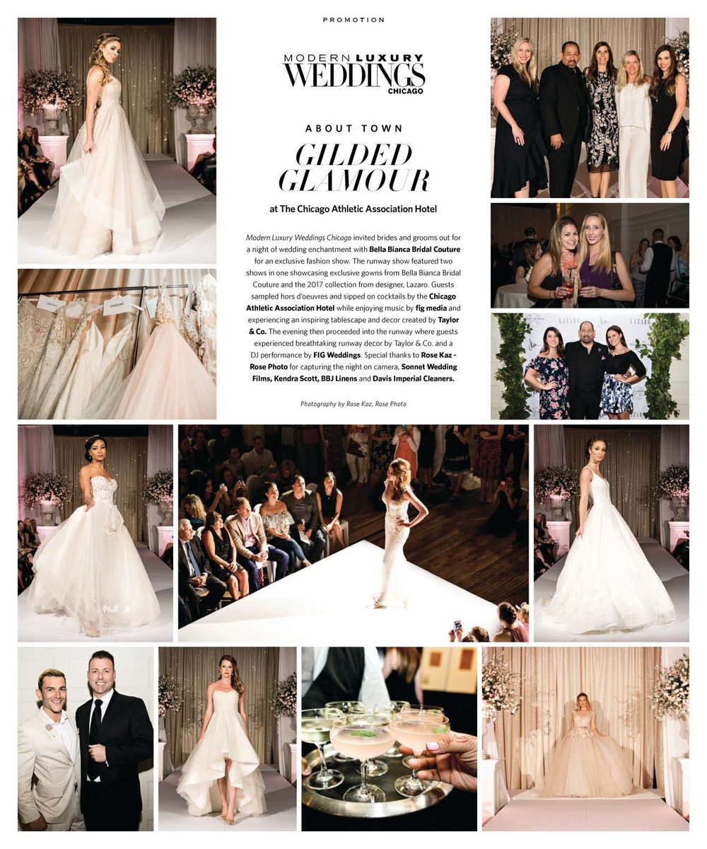 Luxury WEDDINGS Chicago Photography - SS 2018 Issue - Rose Photo Complete Coverage-6.jpg
