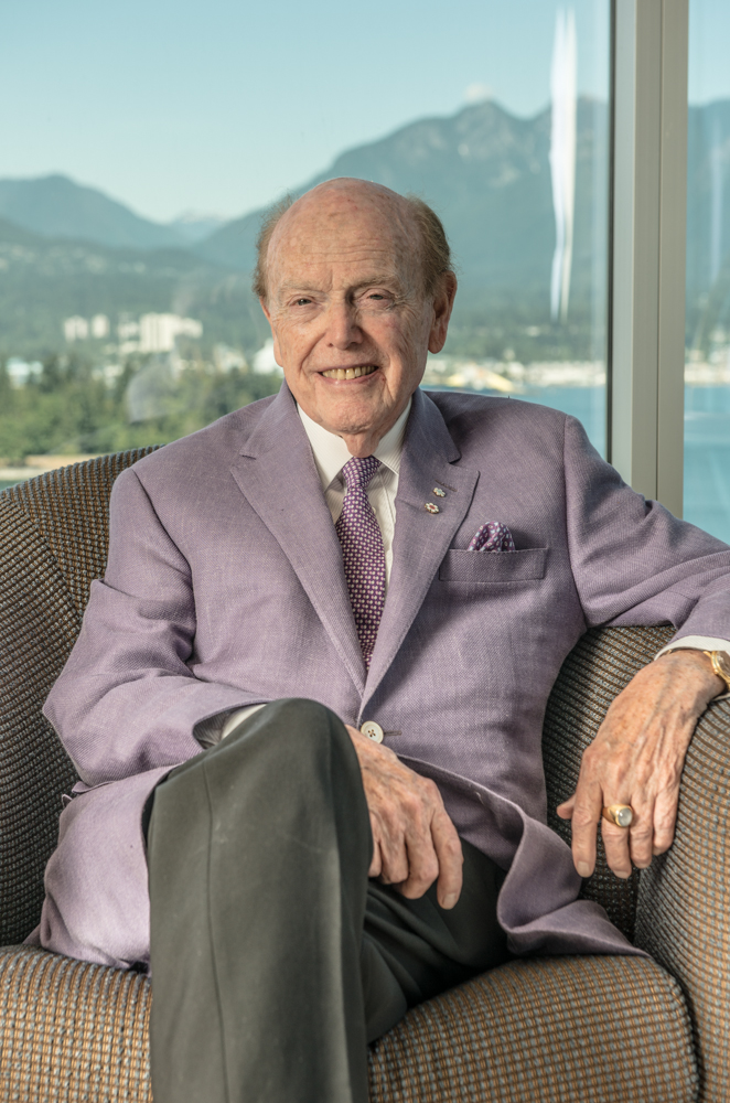 Jimmy Pattison