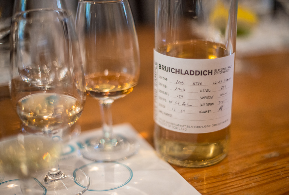 Bruichladdich Whiskeys