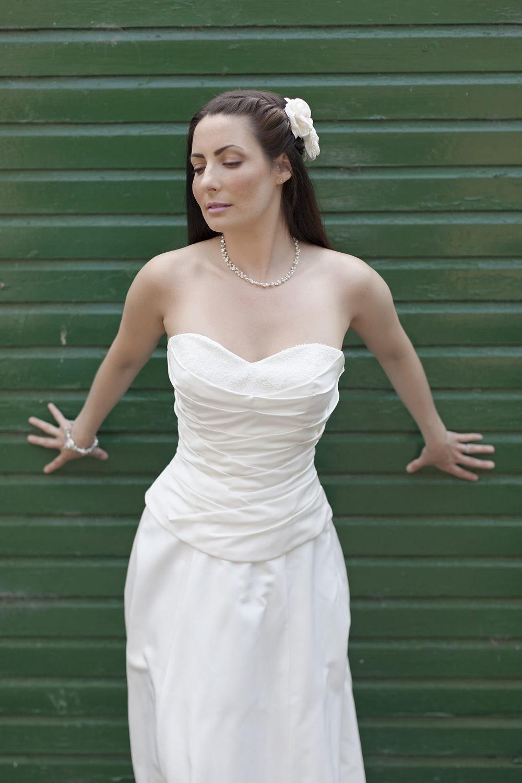 Kat: bridal portrait, wedding photography in Bath & Wiltshire.