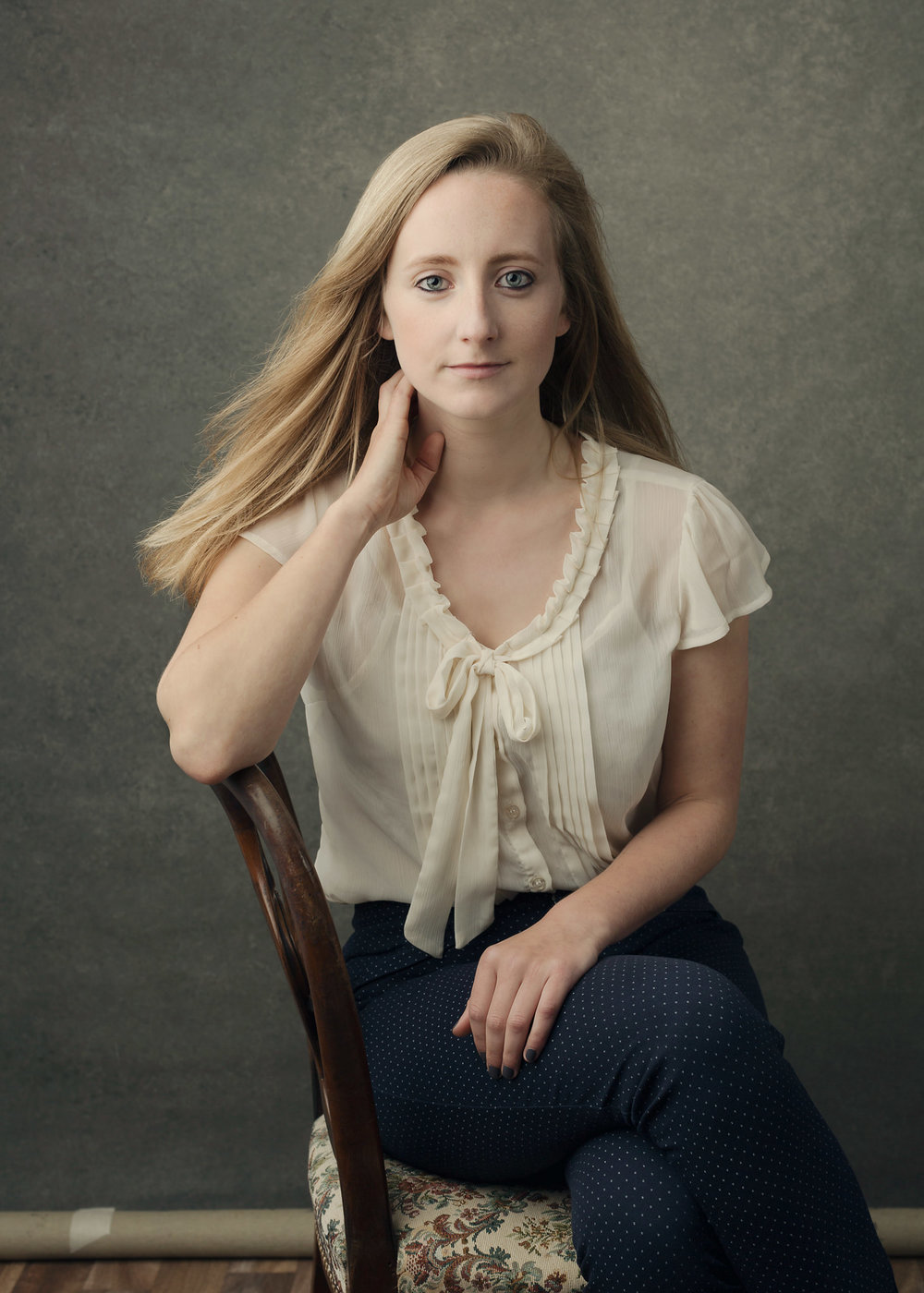 Susannah editorial portrait