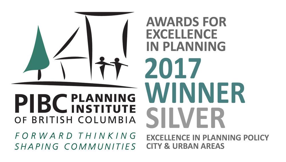 PIBC Silver Award