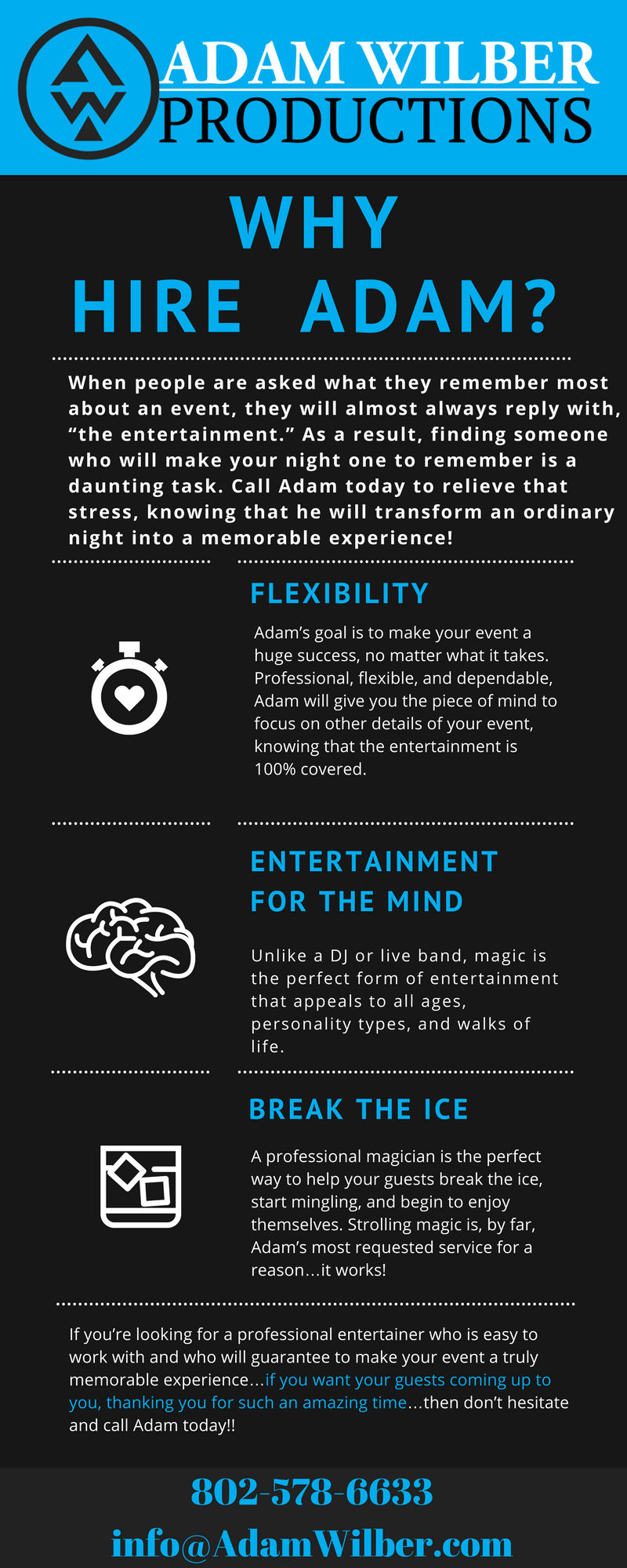 adam wilber creative corporate magician u0026 mentalist adam wilber