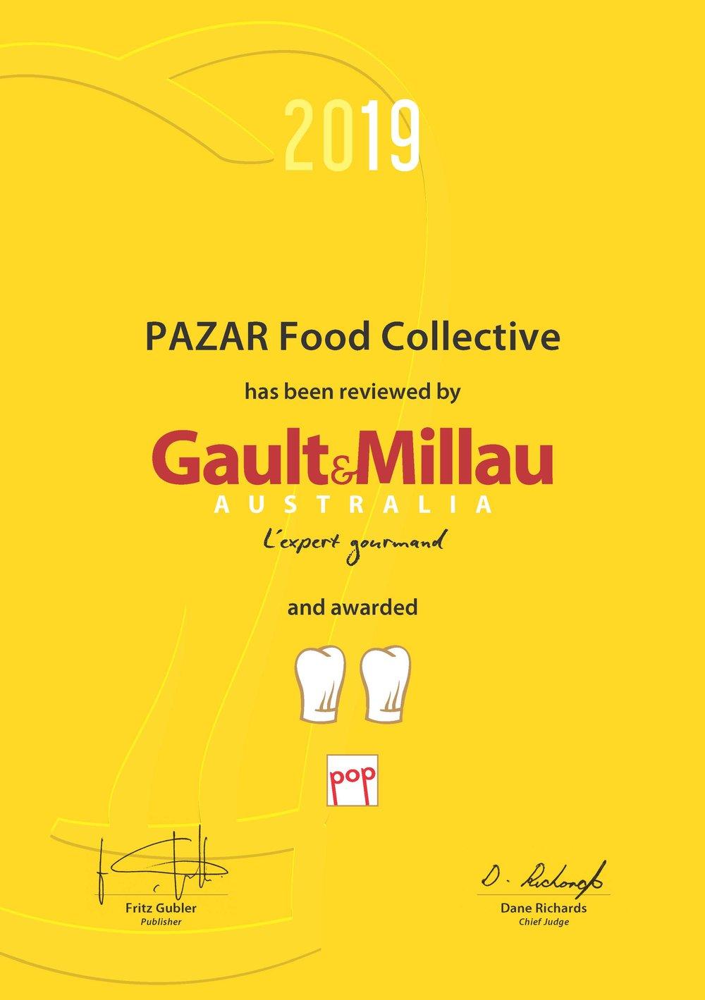 G&M_2019_Certificate_PAZAR Food Collective.jpg