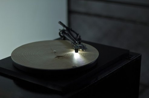 I'm gonna start pressing trees from now on. Cheaper pressing costs and easy to work with. #done Check out this article about a record player that reads Tree-Rings as music. Really interesting: http://www.treehugger.com/sustainable-product-design/record-play-adapted-play-music-tree-rings.html