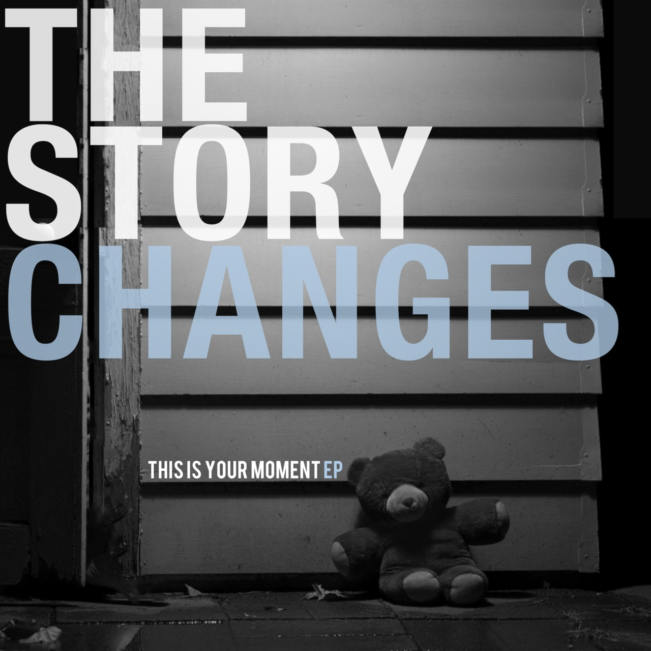 "A great review from UK on THE STORY CHANGES new EP. Pick up a copy HERE. Thanks to Venture Magazine for the digging the record. Article by: Danielle Tracy After the release of their split album, 'Analogies,' The Story Changes have continued to grow musically from all of their continuous touring since 2006.  The band now has a chance to bring something new to their repertoire to make them a band no one would soon forget. The 4 song EP,'This Is Your Moment' is only the beginning. The album begins with a haunting intro played on a piano in their lead track, ""Tidal Wave.""  Mark's commanding and strong vocal performance brings out the main focus of the song which is staying in the moment and not letting it go.  ""Back and forth I'm swaying into this tidal wave, the pressure's forming, it's building up."" The song is describing how your indecision is like a tidal wave and the longer you let it hang over you, the more pressure you will feel.  A catchy lead track, and the perfect way to start off the album.  Coming smoothly after the lead track is the song, ""How Long."" This song sticks out on the album as the more mellow song with a more uplifting meaning behind the song than we are used to from the traditional writing of the band.  The question that keeps popping up in the song is, how long are we supposed to wait for people to find what they are fighting for?  These words depict someone waiting around for you to find what you're fighting for because all we are doing is wasting time.  Everyone needs to know where they stand to be able to stand on their own two feet.  The way Mark and Poppy stay in sync throughout the song, gives it a hypnotic sound that will make this song an easy favorite. The next song on the album is, ""Nights Collide.""  A very strong, but mellow song that adds some catchy guitar riffs to make it the ""repeat"" song off the album.  This song definitely stands out as the band's rock anthem.  The way it was written will have many people relating to its honest lyrics about standing up and sticking together.  ""We don't stand a chance if we don't mend the cycle.""  This line of lyrics is repeated throughout, allowing people to understand that if we don't change our ways of accepting people for who they are, this same process will keep going on forever.  No matter how different we may all be, we can stand together for the same purpose. Lastly, The Story Changes final song is a cover of Nirvana's song, ""Breed.""  The band remained true to the spirit of Nirvana, but kept their sound alive.  They calmed the sound down more from the original heavy guitar and drum sound we are used to hearing from Nirvana.  With their own sounds mixed in, The Story Changes made a classic song their own.  A great choice of song for the band to cover, fitting in to their genre well. As a whole, the EP is a great achievement for the band.  Being a low key band with only two members to contribute to the musical aspect, their sound is as big as a standard rock band would be. Their lyrics have gotten lighter and more driven to mean something greater than just the dark side of life. With a lighter look on life, The Story Changes is looking at a brighter future.  Overall rating: 9/10"