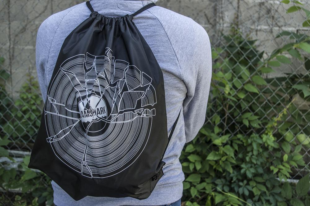 Broken Drawstring Bag