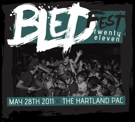 THE STORY CHANGES have been added to this years annual BLED FEST in May alongside Every Time I Die, I Am The Avalanche, Such Gold, La Dispute, and many more. Tickets can be purchased at: http://www.bledfest.com