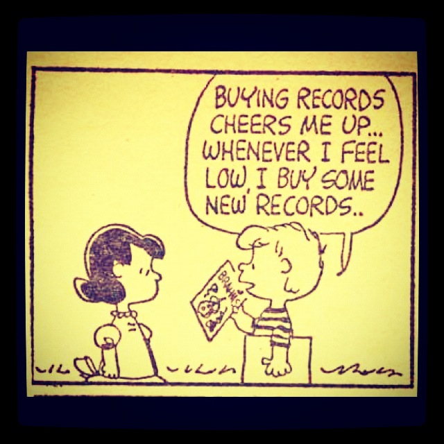 chrisnosleep :     I buy records a lot…