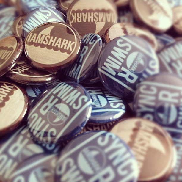 Just did a restock on IAS buttons, thanks to everyone that picked some up with the PMtoday LP! (Taken with instagram)