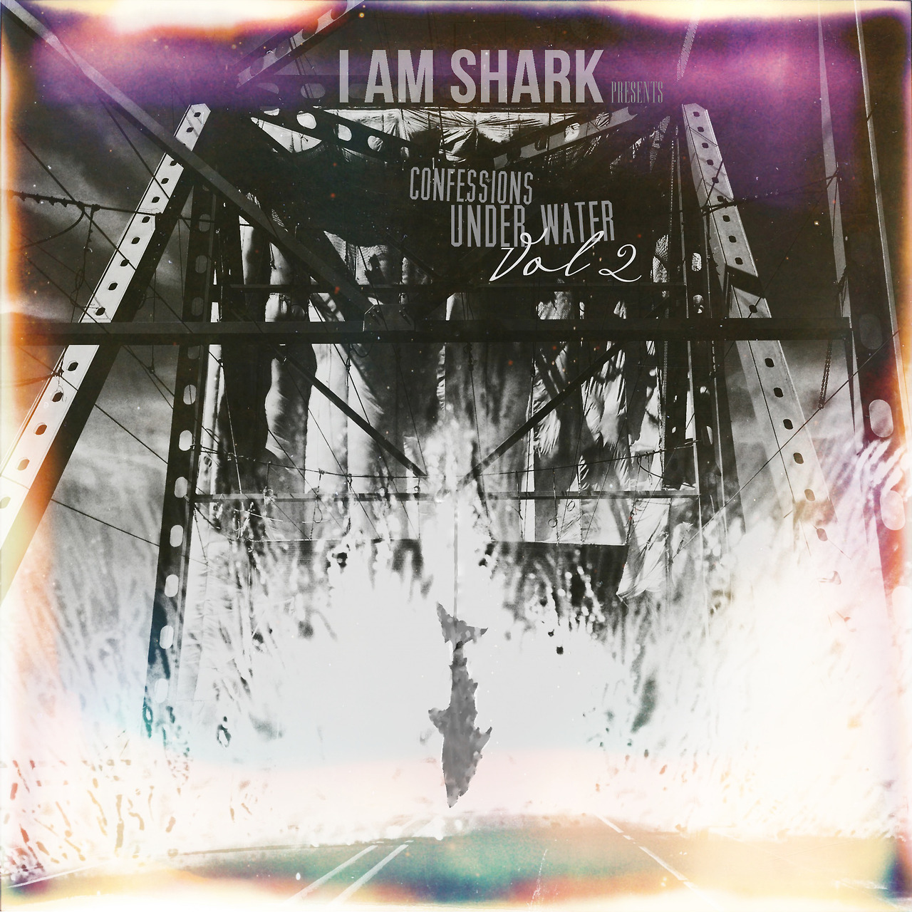 Our second annual compilation record at  I Am Shark , Confessions Under Water Vol. 2, is now available for free digital download. This record featuring some our favorite artists and best friends  who have new releases out and busting there asses to tour around the world. I was blessed with how well the well the introductory release turned out and really wanted to push the boundaries and get some exciting tracks for 2013.    Compilation available here:  http://iamshark.limitedrun.com/products/517614-confessions-under-water-vol-2        01.  The Story Changes  - We Were Numb   02.  Owen  - Blues To Black   03.  Tides Of Man  - Young And Courageous   04.  Braid  - Lux   05.  Blue Of Colors  - Goodbye Stranger   06.  Edhochuli  - Sir, I've Been Observing You For More Than Five Minutes And You Have Yet         To Say Whoo Once   07.  Their / They're / There  - Their / They're / Therapy   08.  Hospital Ships  - If It Speaks   09.  Fun Size  - End Of The Road   10.  Wives  - Cheaters   11.  Y(our) Fri(end)  - Pallet   12.  The New Amsterdams  - Dear Lover   13.  Gates  - Like This You Mean   14.  One If By Land  - Yesterburner   15.  Plow United  - Cui Bono?   16.  Bells & Whistles  - Distance    Cover photography by the wonderful Ryan Russell -  www.ryanrussell.com    These are some of my favorite artists and releases of the current and past year.    They all have new records out and are always touring. Please support them in    any way you can. Thank You!