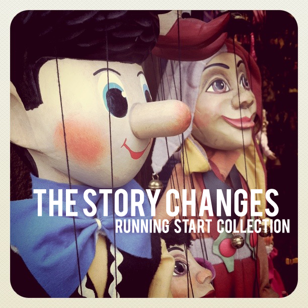 "In anticipation of their upcoming 7"" EP release in June, The Story Changes and Future Destination Records are bringing you the Running Start Collection for absolutely free this entire week. The album is a compilation of their favorite tracks from their FDR discography, included with a copy of their 'Move Forward' music video, and a Track-By-Track feature and stories behind each song from the band. The download will only be available until Wednesday, March 30th. You can download a digital copy of the Running Start Collection here: http://thestorychanges.bandcamp.com"
