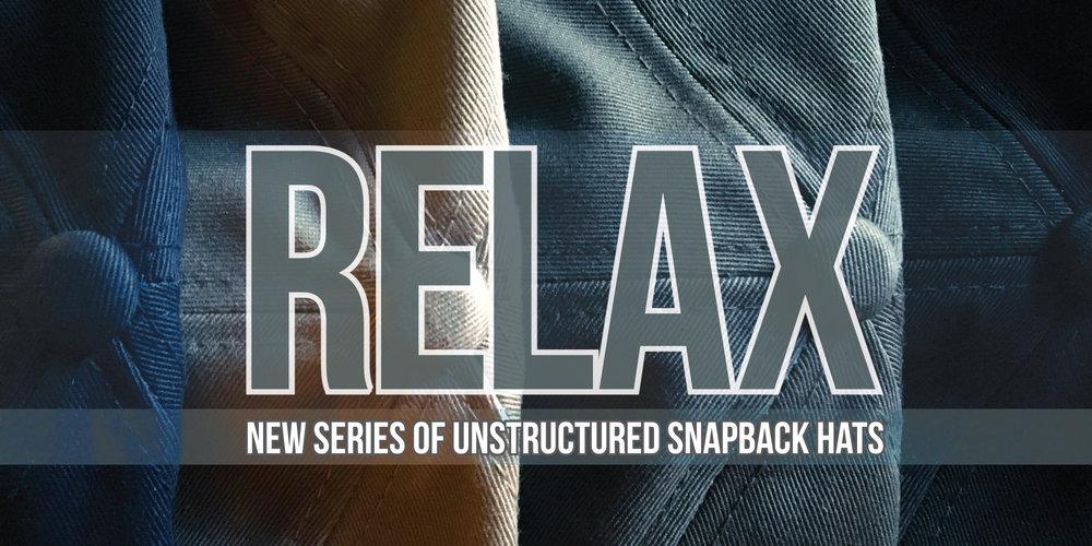 Relaxed Snapbacks