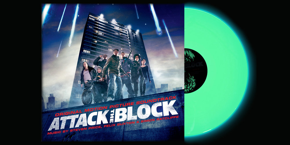 Attack The Block (Original Motion Picture Soundtrack) 2xLP