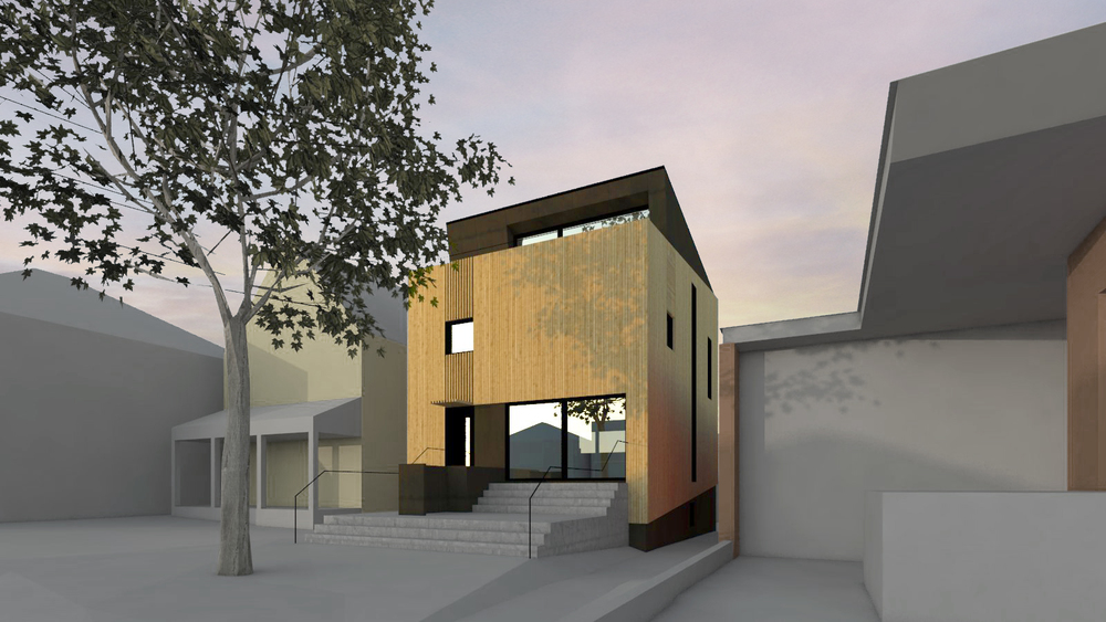 Our new Passivhaus home design
