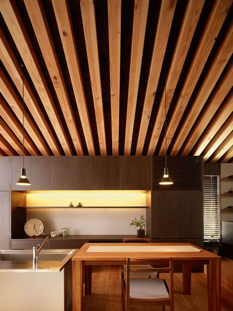 Inspiration photo — our ceiling should look something like it