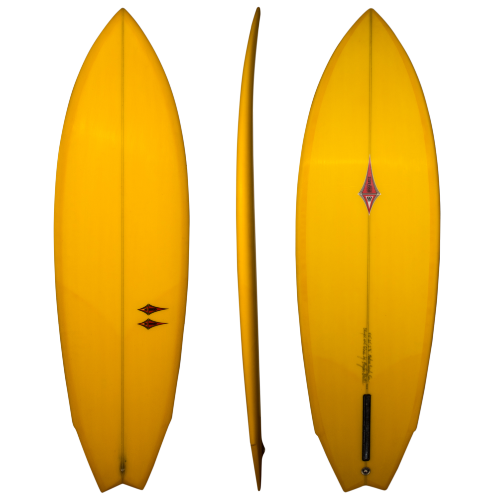 Modern Single Fin Yellow .png