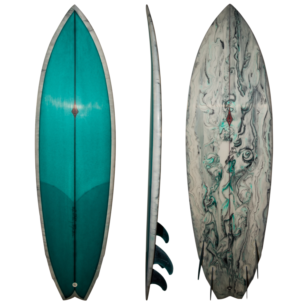 Tupira Mini Green tint insert deck Acid Marble bottom.png