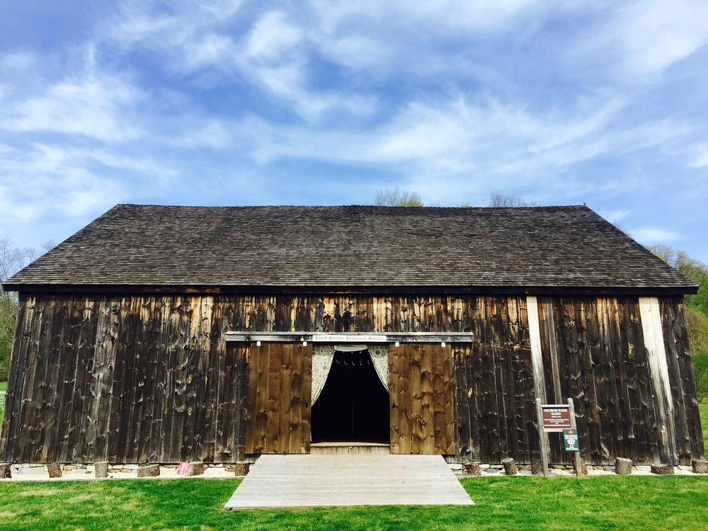 The George Weir Barn