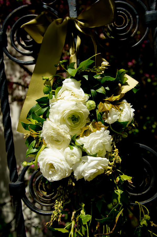 Vanderbilt Mansion Wedding Flowers Long Island NY