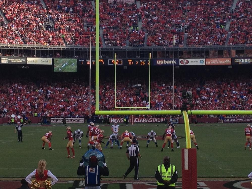 49ers vs Lions