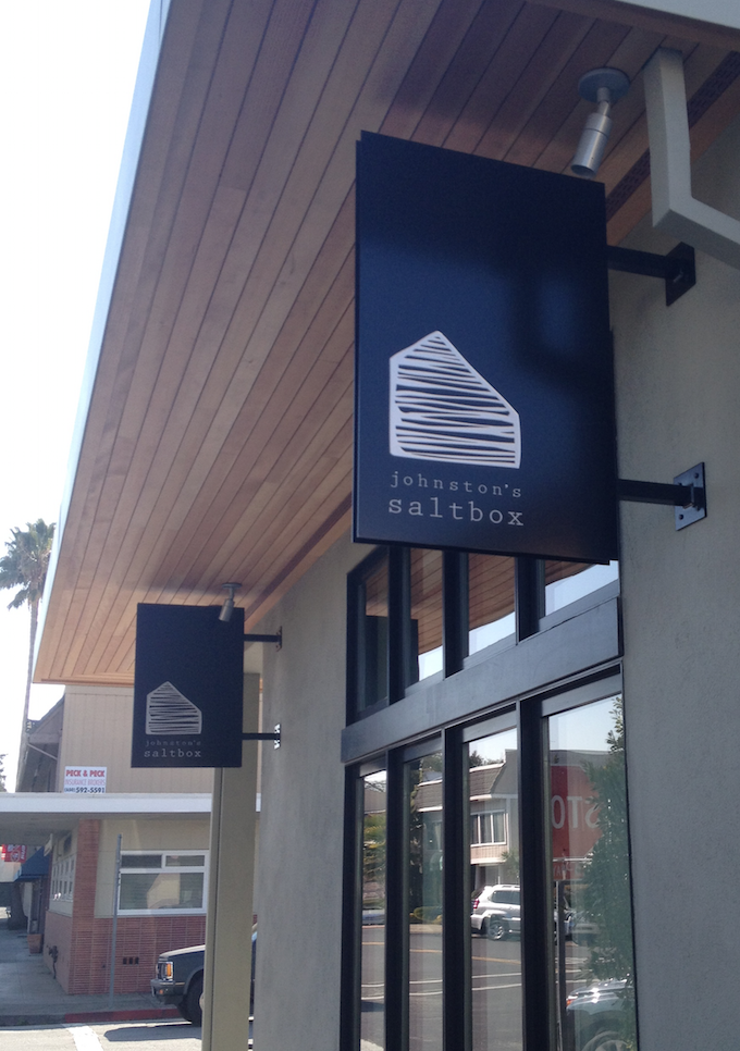 The Saltbox Storefront