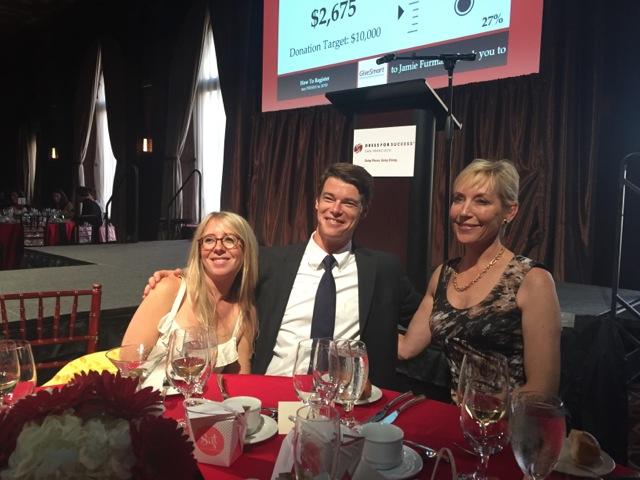 Alexandra Fondren, Devon Magee &Julie Barlier