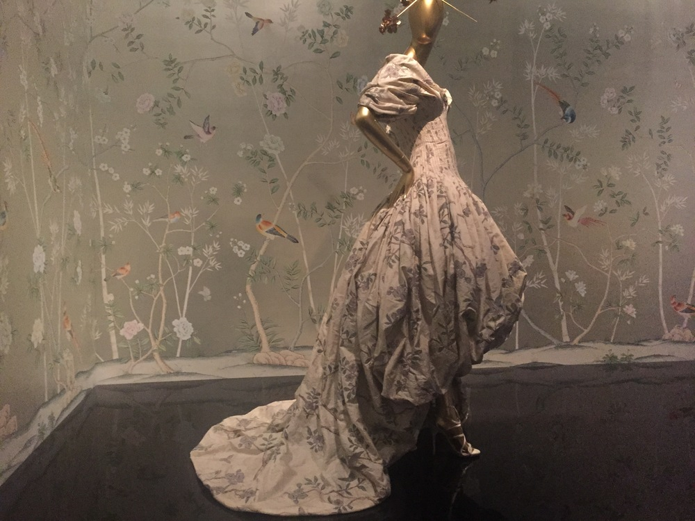 """China Through the Looking Glass, Metropolitan Museum of Art NYC 2015""  Photo: Kimberly Charles"