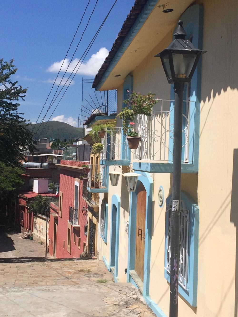 Oaxaca Street