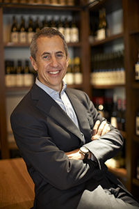 Danny Meyer, restaurateur and owner of Union Square Hospitality Group. Photo courtesy of Ellen Silverman.