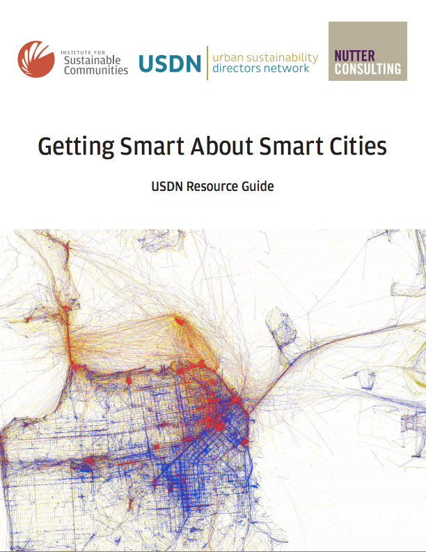 USDN: Getting Smart About Smart Cities