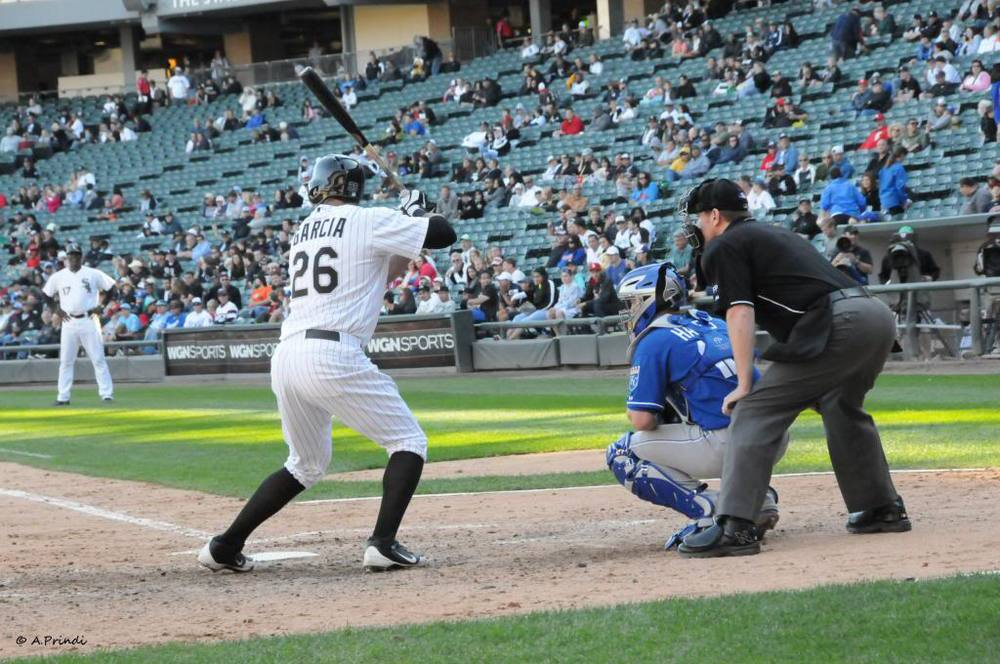 Avisail, during more upright times. // Credit: Ami Prindiville