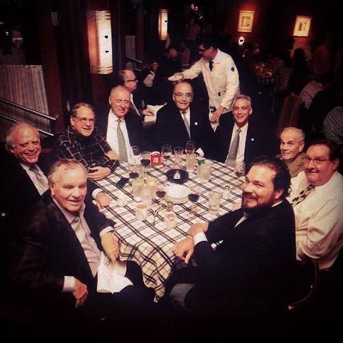 JERRY REINSDORF AND FRIENDS -CHICAGO READERAPRIL 25, 2014