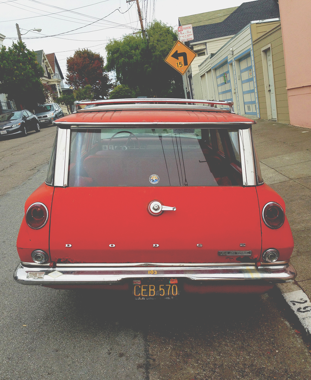 Dodge Dart | San Francisco | Girl Goes Rad