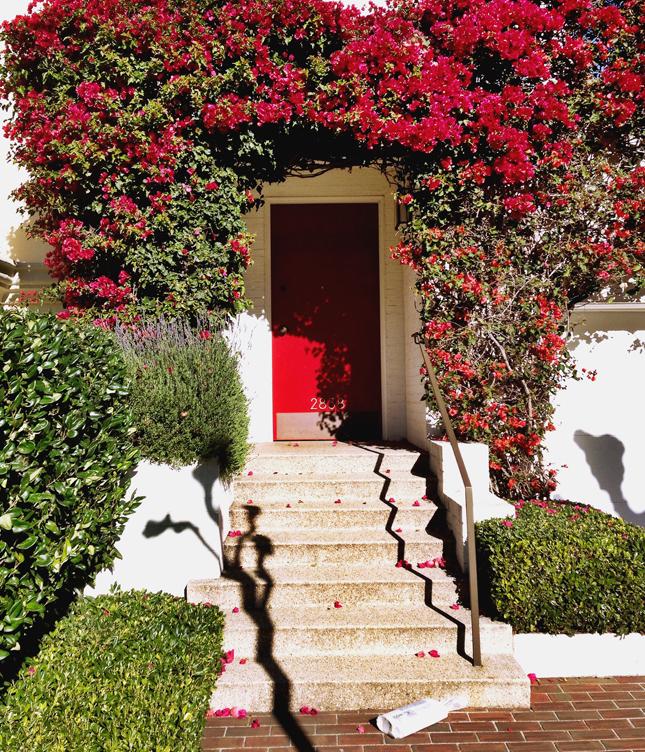 Dream Home Floral Entry | San Francisco, California