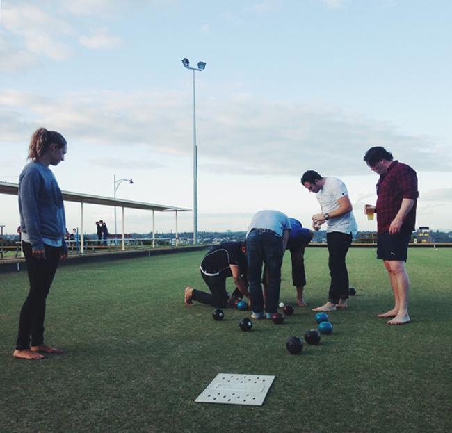 Lawn Bowls Perth Australia