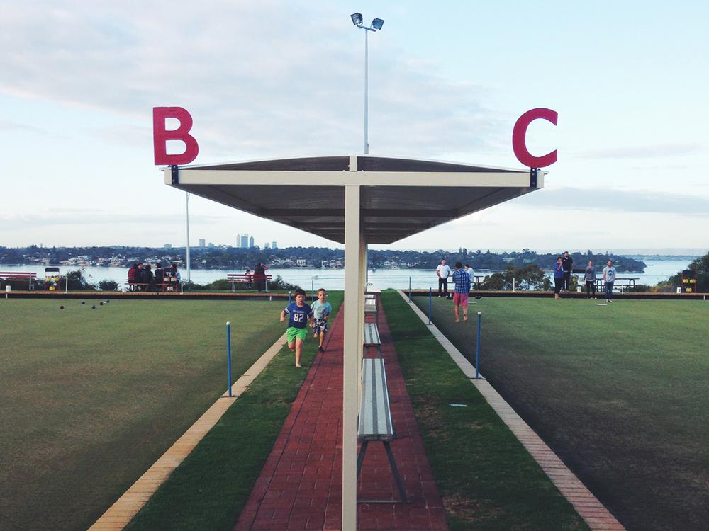Mosman Park Bowling Club Perth Western Australia